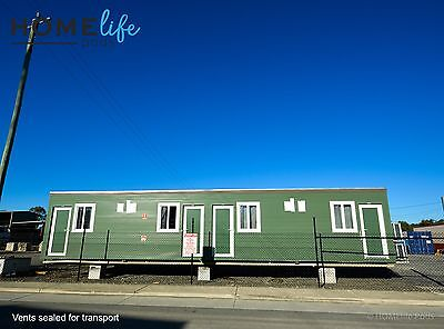 4 Person Transportable Accommodation