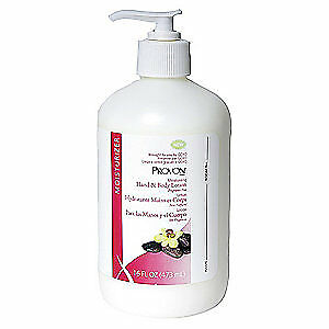 PROVON Hand and Body Lotion,Bottle,16 oz.,PK12, 4235-12, Opaque