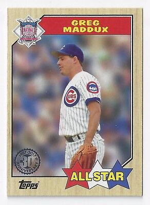2017 Topps Series 1, 2 & Update 1987 30th Anniversary Insert ~ Pick Your Card(s)