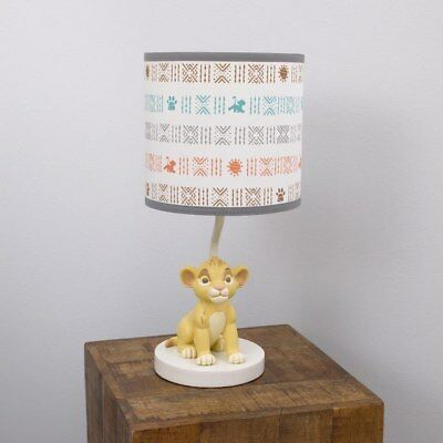 The Lion King: Circle of Life Lamp and Shade by Disney Baby