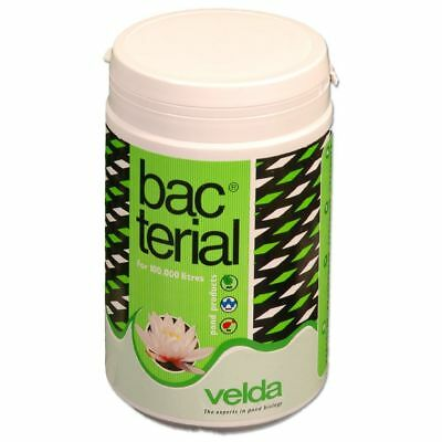 Velda Pond Natural Balance Treatments Bacterial 1000ml for 100000 L Water 122636