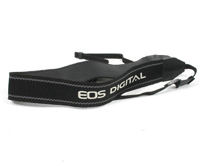 Canon Eos Digital Genuine Shoulder Neck Strap For Dslr Camera Used