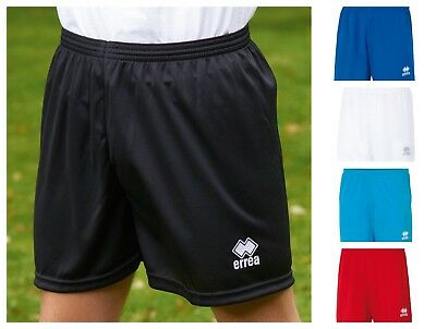 Errea New Skin Football Shorts Mens Training Light Sports Weight Gym Marcus