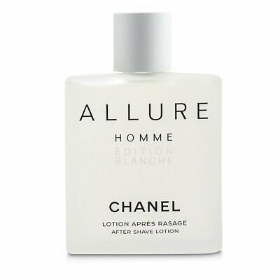 Chanel Allure Homme Edition Blanche After Shave Lotion 100ml Mens Cologne