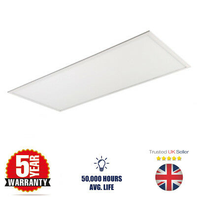 75W 6K CEILING SUSPENDED RECESSED LED LIGHTING PANEL OFFICE LIGHT 1200 x 600