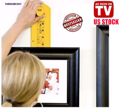 Magic Hang & Level StoreDealsNow Picture Hanger and Hanging Tool - AS SEEN ON TV