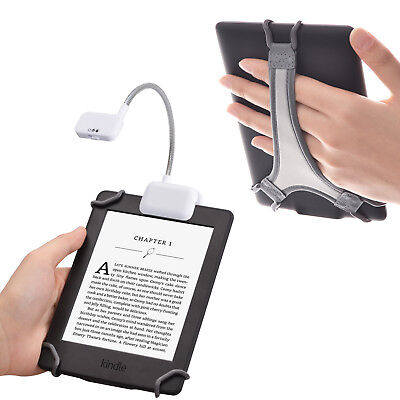 TFY Clip-on LED Reading Light with 2 Levels of Lumen Intensity for Kindle