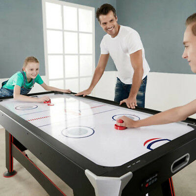 BEST AIR Hockey Ping Pong Table Tennis Combo Set Professional Indoor - Air hockey table with ping pong top