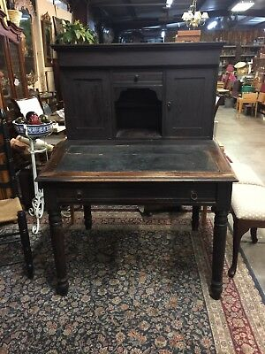 Antique Railroad Desk