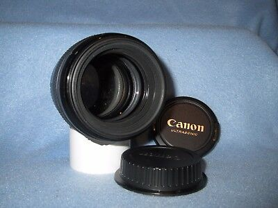 Canon EF 85mm f/1.8 USM lens SAMPLE PHOTO TESTED FREE SHIPPING
