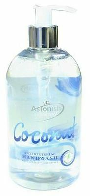 Astonish 500ml liquid handwash coconut