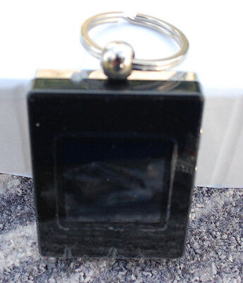 """Digital Picture Frame Key Chain 1.4"""" USB 2.0 Sharper Image Rechargeable!! New!!"""