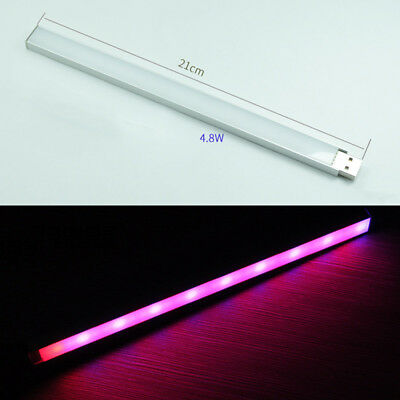 Usb Led Spectrum Grow Light Hydroponics Plant Flower Bar Growth Growing Bar lamp