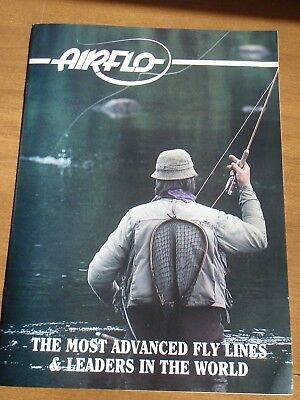 Airflo Fly Line & Leader Catalog, 1990