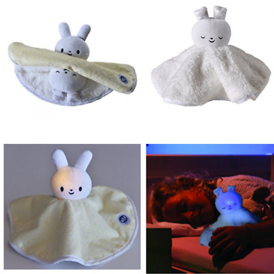 Comforting Nightlight & Clever Soft Plush Toy Christmas Gift for Kids Toddlers