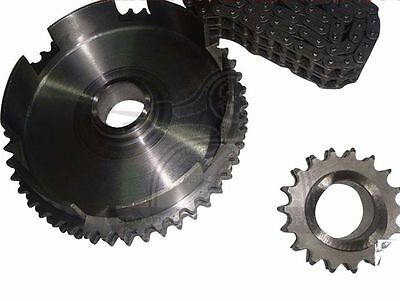 Lambretta Chain Front & Rear Sprocket Kit 82 Link 47 & 18 Cogs @aus