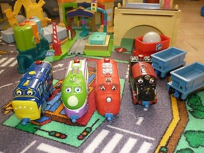 Chuggington Interaktive Eisenbahn ! Top !