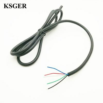 Electronic Soldering Iron High Temperature 5 core Silicone Cable Wire Accusing H