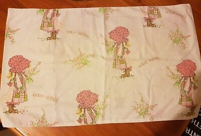Vintage Holly Hobbie Knickerbocker Doll  PILLOW CASE