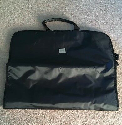 9d5f56085a4 HUGO BOSS SUIT Bag / Clothers Carrier / Dust Cover - Black - £22.99 ...