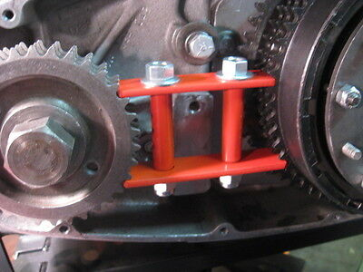 Sprocket-Clutch Basket Locking Link Tool for Old Ironhead Sportsters