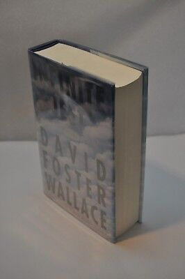 Infinite jest by david foster wallace english hardcover book free david foster wallace infinite jest 1st edition 1st printing hardcover fandeluxe Image collections