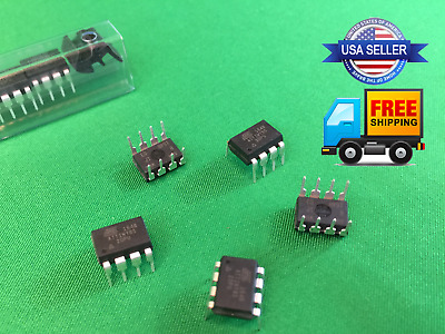 Atmel ATTINY85-20PU IC MCU 8BIT 8KB FLASH 8DIP Top ATTINY85 - FAST turnaround