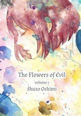 Flowers of Evil, Volume 7 Shuzo Oshimi Vertical Tra Illustrations 204 pages