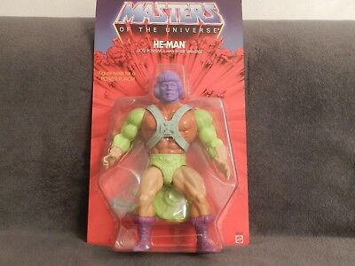 """Masters Of The Universe Giant 12"""" He-Man Sdcc Test Shot #2"""
