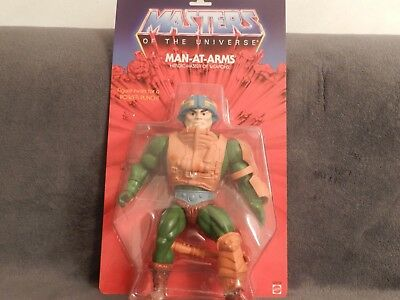 """Masters Of The Universe Giant 12"""" Man-At-Arms"""