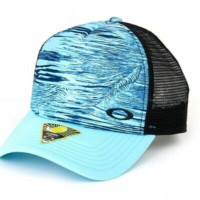 new style 919c0 9f871 New Oakley Mesh Sublimated Trucker Hat Cap 911700 One Size Adjustable Ass  Colors