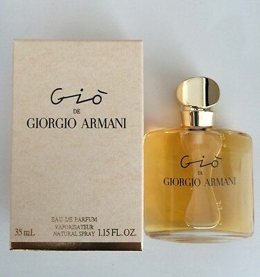 Giorgio Armani Gio EDP 35ml Spray New & Rare