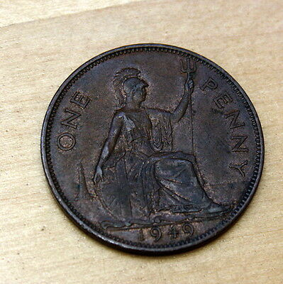 1949 Great Britain Penny