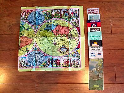 LOT OF VINTAGE ROAD TRAVEL GAS STATE HIGHWAY MAPS 1970s-80s GREAT CONDITION!