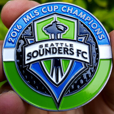 PREMIUM MLS Seattle Sounders Poker Card Protector Collector Coin Soccer Futbol