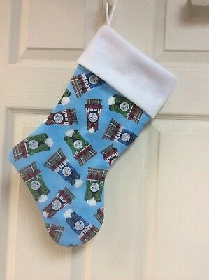 Thomas the Train Christmas Stocking w/ free name embroidered