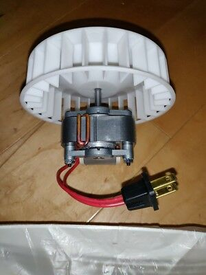 Broan Nutone Bathroom Exhaust Vent Fan Motor 86652000 Ja2b099n 86652 Cad Picclick Ca