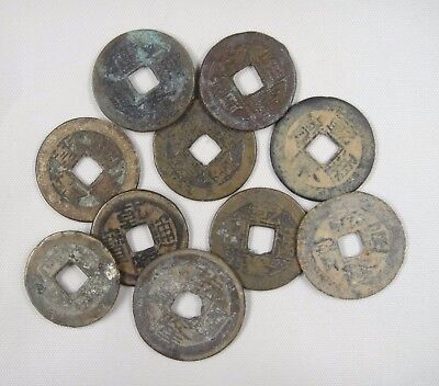 CHINA Ancient Coin Qing Dynasty Qian Long Tong Bao (One Piece),Used in 1736-1795