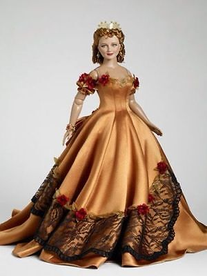 """Tonner Gone With The Wind  Belle Watling Doll 16"""" NRFB"""
