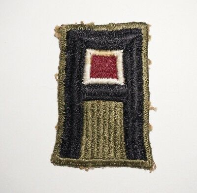 1st Army Medical Corps Insert Patch WWII US Army P5466