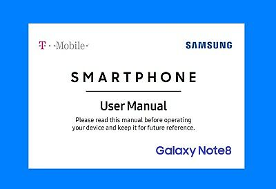 samsung galaxy note 3 smartphone user manual for t mobile model sm rh picclick com t mobile user manual download t mobile revvl owners manual