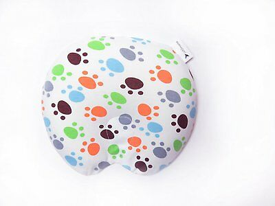 Baby Memory Foam Pillow U-Shaped Prevents Flat Head Syndrome Support Head Neck