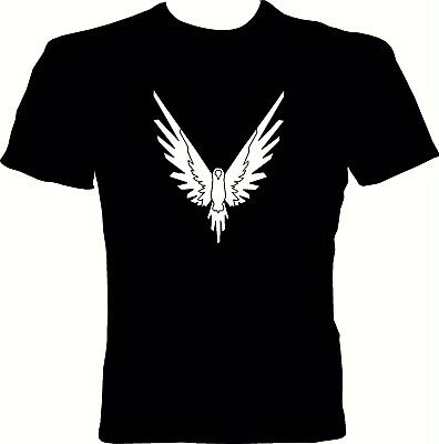 Kids MAVERICK Jake Logan Paul Tshirt Team 10 inspired Youtuber wings bird