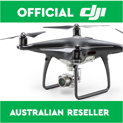 NEW DJI Phantom 4 Pro / Pro Plus Obsidian - DJI Authorised Australian Reseller