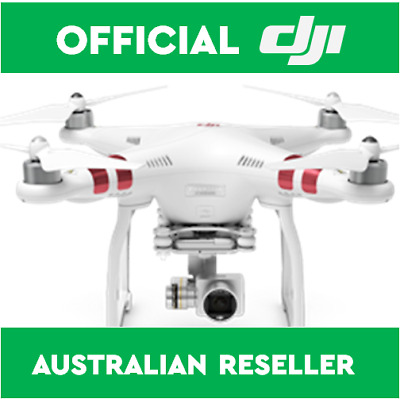 NEW DJI Phantom 3 - DJI Authorised Australian Reseller