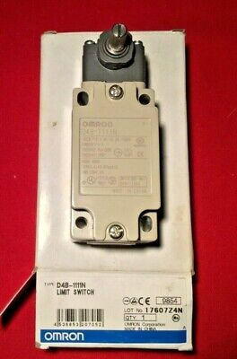 OMRON D4B-1111N Limit Switch