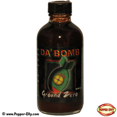 Original Juan - DaBomb Ground Zero Chili Sauce - 118g (12,70 EUR pro 100 g)