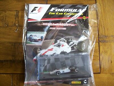 Formula 1 The Car Collection Part 43 Honda RA300 1967 John Surtees