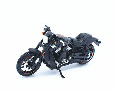 Maisto 1:18 Harley Davidson 2012 VRSCDX Night Rod Special Bike Motorcycle Black