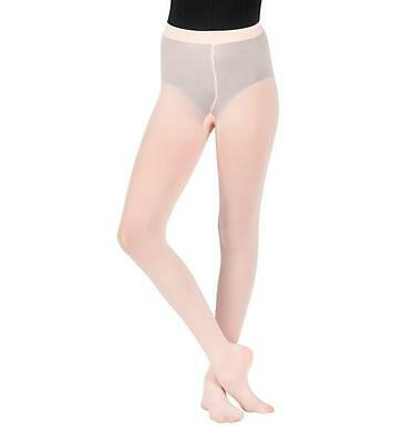 NEW Dance Tights Pink Tan Black ADULT SIZES Footed CLOSEOUT Capezio Bloch & More